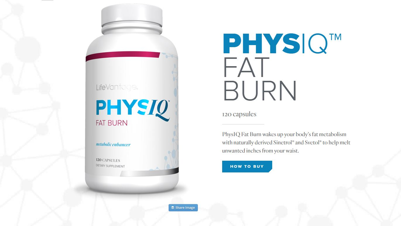 fat burn product