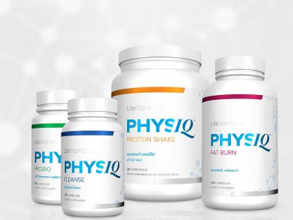 LifeVantage PhysIQ Product Line Copywriting